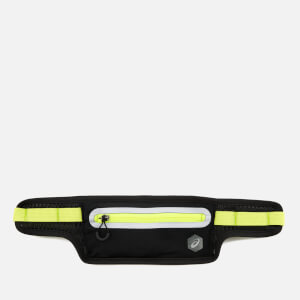 Asics Running Medium Waist Pouch - Saftey Yellow