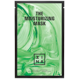 Máscara The Moisturizing da 3INA 20 ml