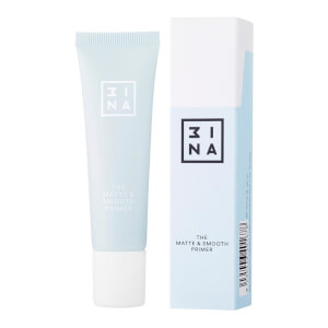 3INA Makeup The Matte & Smooth Primer Transparent 30 ml