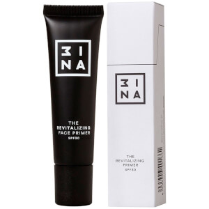Восстанавливающий праймер 3INA Makeup The Revitalizing Primer Beige 30 мл