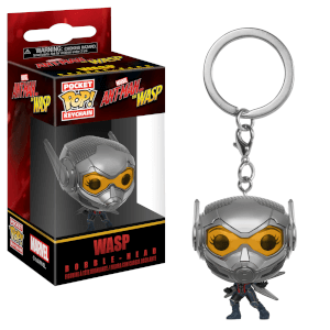 Ant-Man and The Wasp Wasp Pop! Keychain