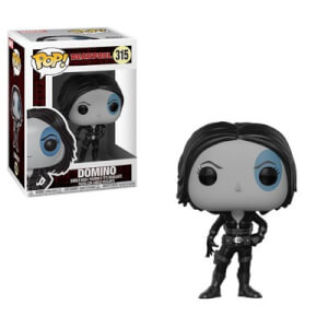 Marvel Deadpool Parody Domino Pop! Vinyl Figur