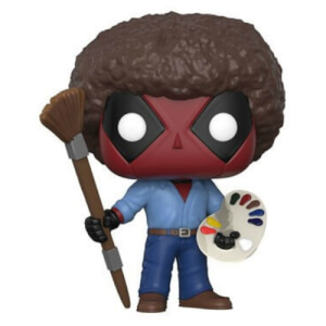 Figurine Pop! Deadpool Déguisé (Marvel) - Deadpool 70's avec Afro