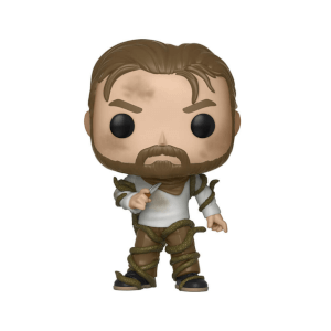 Stranger Things Hopper mit Vines Pop! Vinyl Figur