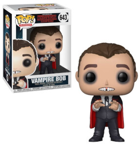 Figura Funko Pop! - Bob Vampiro - Stranger Things (EXCLUSIVA VIP)