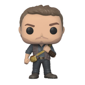 Jurassic World 2 Owen Pop! Vinyl Figur