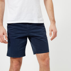 Michael Kors Men's Garment Dyed Chino Shorts - Midnight