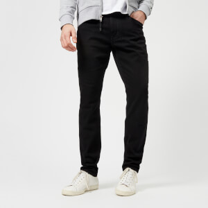 Michael Kors Men's Slim Fit Black Jeans - Black