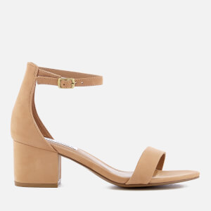 Steve Madden Women's Irenee Block Heeled Sandals - Tan