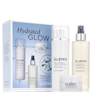 Elemis Hydrated Glow Cleansing Kit (Worth £69.00)