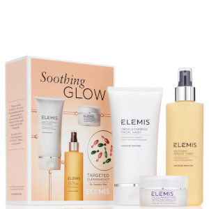 Elemis Soothing Glow Cleansing Kit (Worth £66.00)