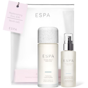 ESPA Skincare Replenishing Duo (Worth $81)