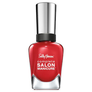 Sally Hansen Complete Salon Manicure Mini 570 Right Said Red
