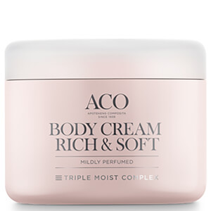 ACO Body Cream Rich & Soft