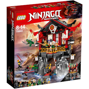 The LEGO Ninjago Movie: Tempel der Auferstehung (70643)