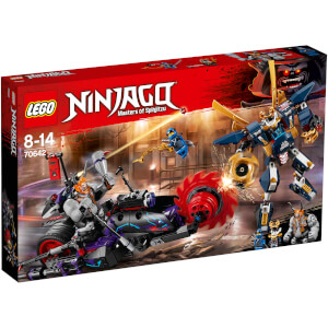 The LEGO Ninjago Movie: Killow gegen Samurai X (70642)