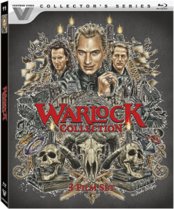 Warlock 1-3 Collection