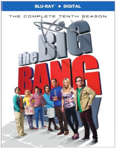 Big Bang Theory: The Complete Tenth Season