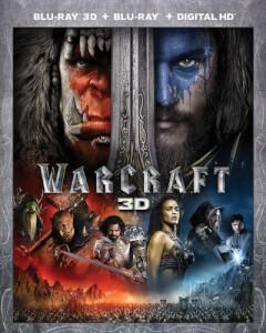 Warcraft 3D (Includes 2D Version)