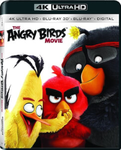 Angry Birds Movie - 4K Ultra HD