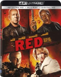 Red - 4K Ultra HD