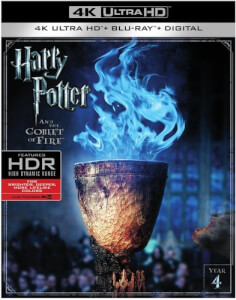 Harry Potter & The Goblet Of Fire - 4K Ultra HD