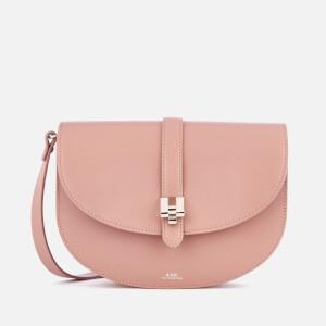 A.P.C. Women's Isilde Cross Body Bag - Rose
