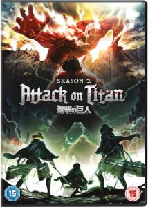 Attack On Titan - Season 02 (Funimation)
