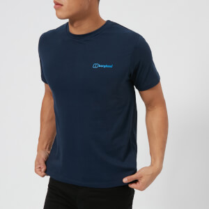Berghaus Men's Peak Short Sleeve T-Shirt - Dusk