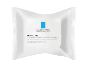 La Roche-Posay Effaclar Towelettes (10 Pack) (Free Gift)