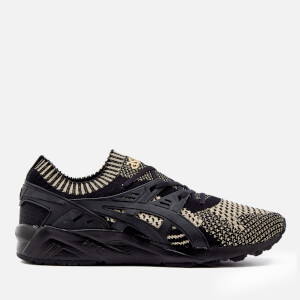 Asics Lifestyle Men's Gel-Kayano Knit Trainers - Black