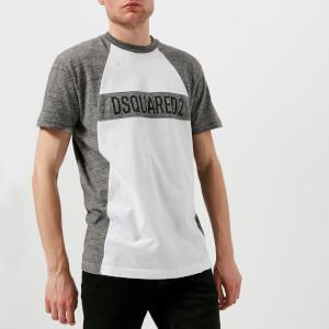 Dsquared2 Men's Raglan Fit T-Shirt - White