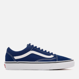 Vans Men's Old Skool Trainers - Estate Blue/True White