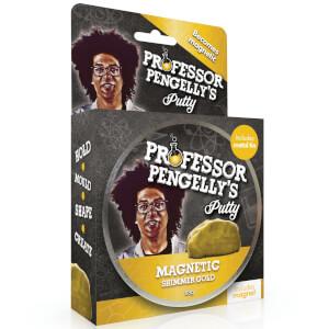 Professor Pengellys Putty - Magnetische Schimmer-Gold