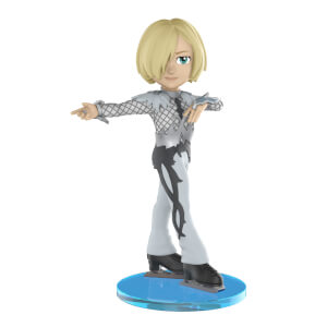 Yuri On Ice Yurio Rock Candy Vinyl Figure