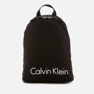 Calvin Klein Women's City Nylon Backpack - Black