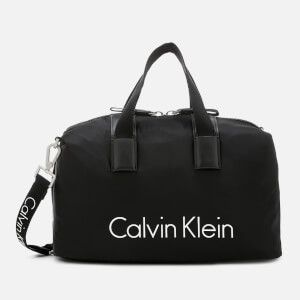 Calvin Klein Women's City Nylon Duffle Bag - Black