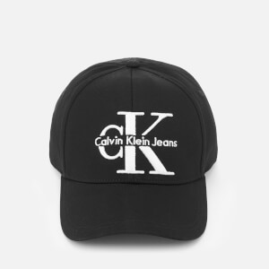 Calvin Klein Women's J Re-Issue Baseball Cap - Black