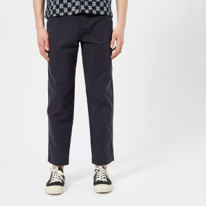 Folk Men's Assembly Pants - Washed Navy