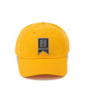 Harry Potter Hufflepuff Flag Baseball Cap - Yellow
