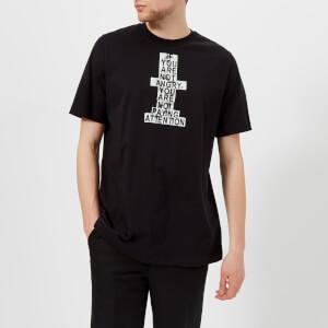 OAMC Men's Pay Attention T-Shirt - Black