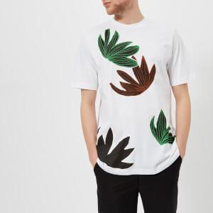 OAMC Men's Flower Power T-Shirt - White