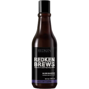 Redken Brews Men's Silver Shampoo 300ml