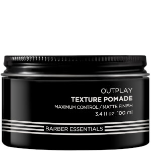 Redken Brews Men's Outplay Texture Pomade 100ml
