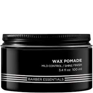Redken Brews Men's Wax Pomade -muotoiluvaha, 100ml