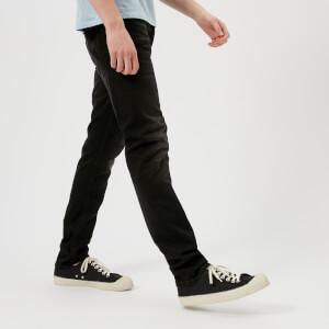 Nudie Jeans Men's Lean Dean Jeans - Black Star