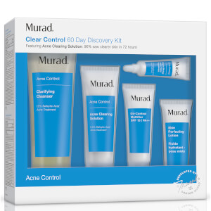 Murad Complete Acne Control 60 Day Kit (Worth $120)