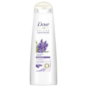 Dove Pflegegeheimnisse Volumen Ritual Shampoo mit Lavendel- und Rosmarinduft
