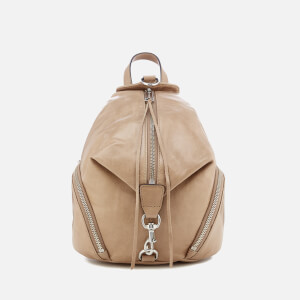 Rebecca Minkoff Women's Medium Julian Backpack - Cammeo