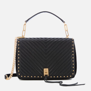 Rebecca Minkoff Women's Medium Becky Shoulder Bag - Black